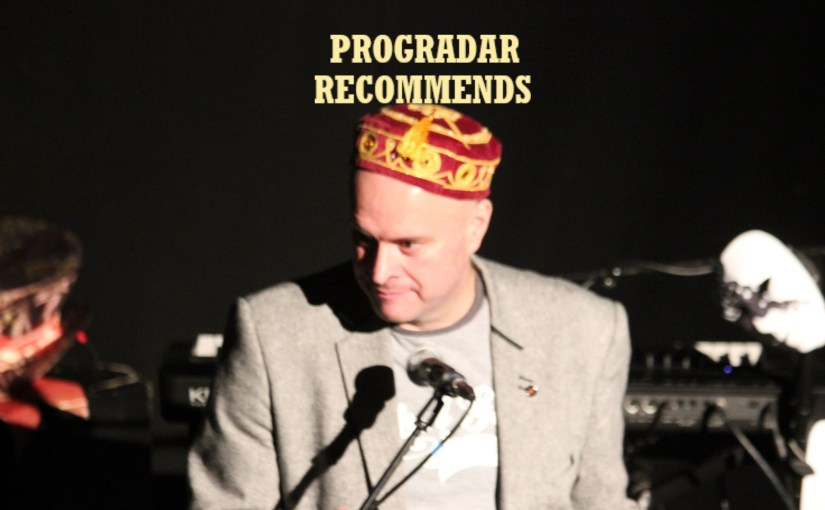Progradar Recommends (Episode 1) – Marco Ragni, M'Z, Siiilk & Wilson and Wakeman