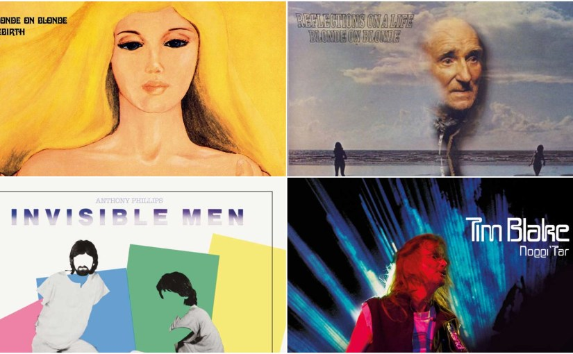 Reviews – Esoteric Reissues Round Up Part 3 – Blonde on Blonde, Anthony Phillips and Tim Blake