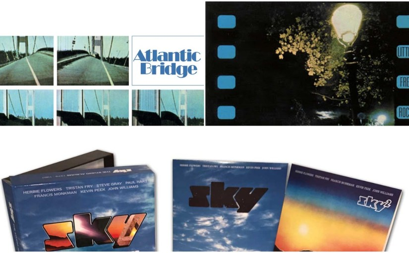 Reviews – Esoteric Reissues Round Up Part 2 – Atlantic Bridge, Little Free Rock and Sky – by James R. Turner