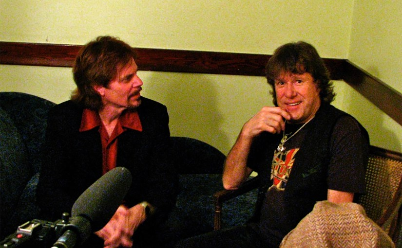 Review – Robert Berry & Keith Emerson – 3.2 – The Rules Have Changed – by Jez Denton