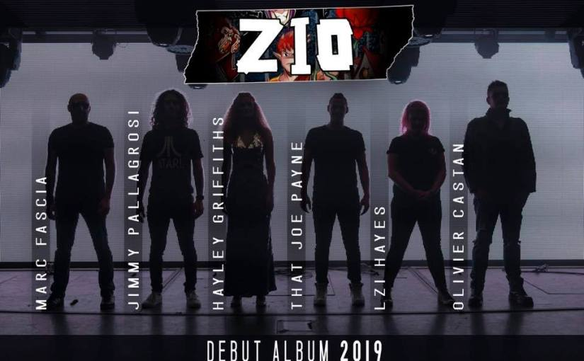ZIO release video for new single X-Ray