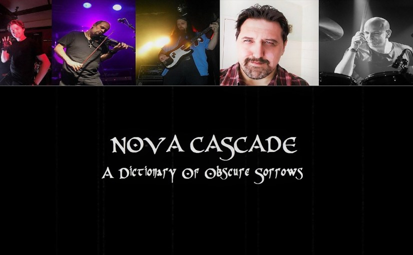 Review – Nova Cascade – A Dictionary Of Obscure Sorrows – by Leo Trimming