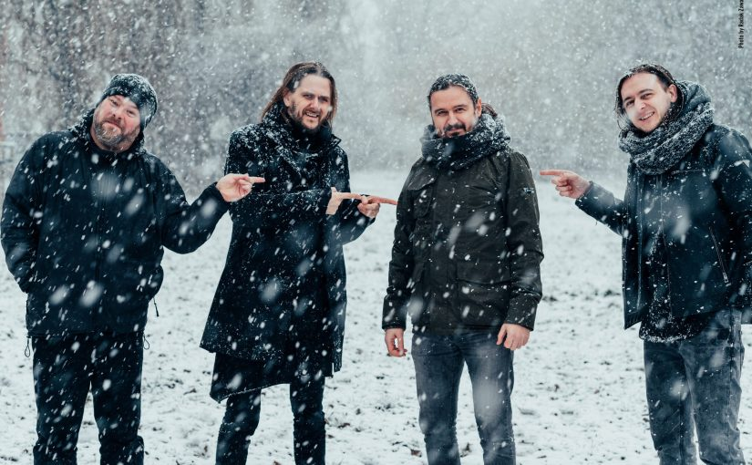 RIVERSIDE – Important Line-Up Announcement;  European Tour starting this Month!