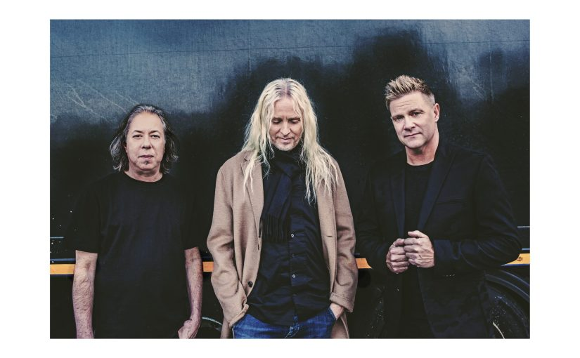 TRIFECTA, THE NEW BAND FROM NICK BEGGS, ADAM HOLZMAN & CRAIG BLUNDELL SIGN TO KSCOPE