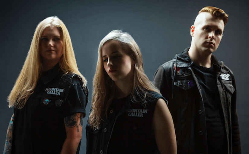 MOUNTAIN CALLER – CHRONICLE: PROLOGUE – NEW EP RELEASED 9TH JULY (NEW HEAVY SOUNDS)