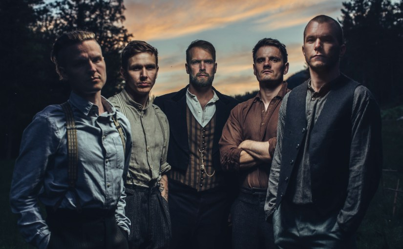 Leprous launch new single/video 'The Silent Revelation from upcoming album 'Aphelion'
