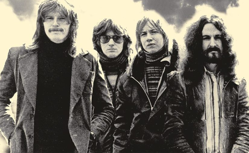 Review – Barclay James Harvest – Time Honoured Ghosts – by John Wenlock-Smith