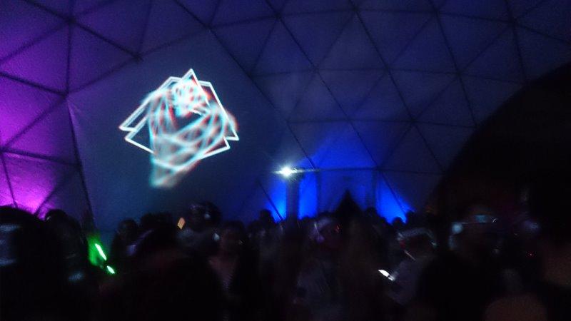 3D Disco stereoscopic visuals