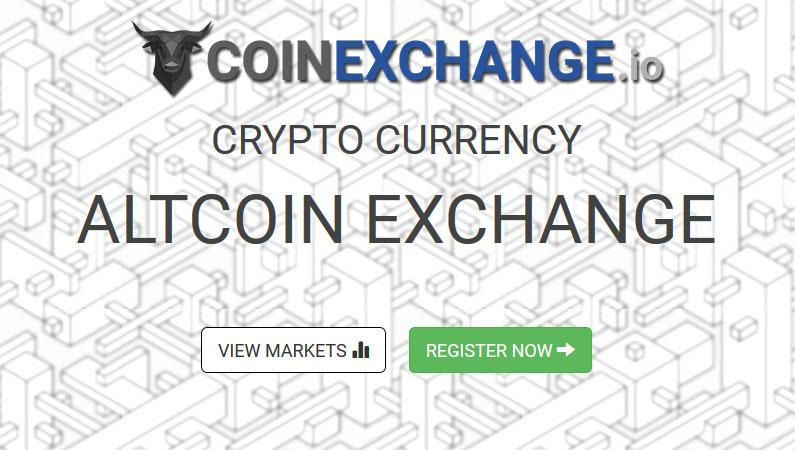 Coin Exchange opiniones, review, comprar criptomonedas por 1 satoshi