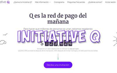 Initiative Q, nueva ICO
