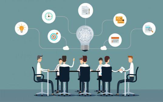 preparar reuniones de negocios con crm facil