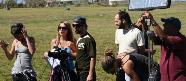 EICTV. Filmación en la Escuela.