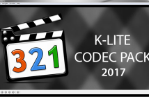 Software K-Lite Codec Pack