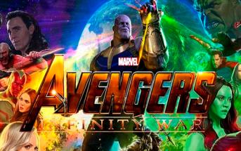 Descargar Avengers Infinity War (2018) HD Latino