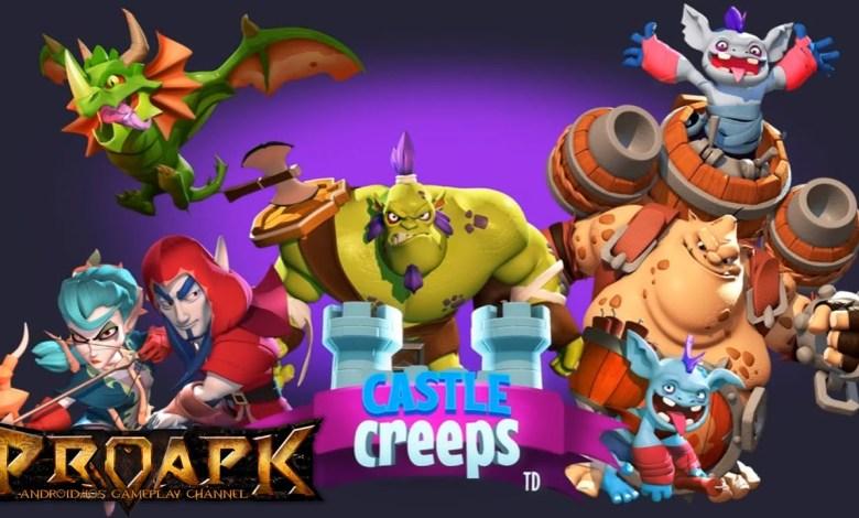 CASTLE CREEPS APK PARA HiLESi APK DOSYALARI OYUNLAR  Castle Creeps Apk Para Hilesi Castle Creeps apk para hilesi