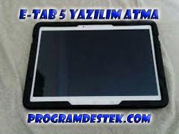 Photo of E-Tab 5 Pil Sorunu Düzelten Yazılım