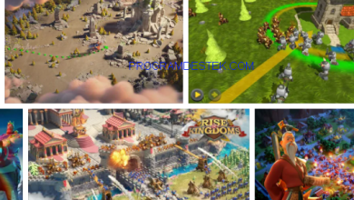 Photo of Rise Of Kingdoms Hile Apk  2021 Ücretsiz Cevher