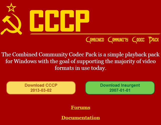 Program gratuit de văzut filme CCCP