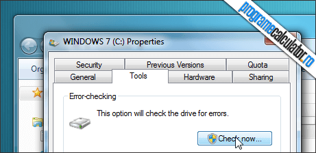 cum repar erori hard disk