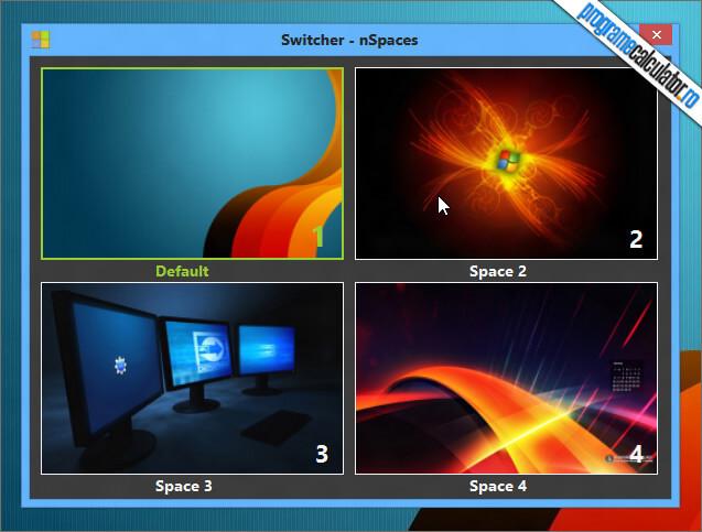Desktop-uri virtuale in Windows