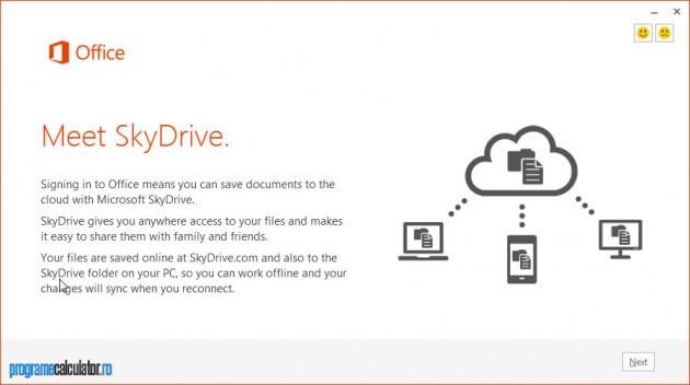 Microsoft Office 2013 » SkyDrive
