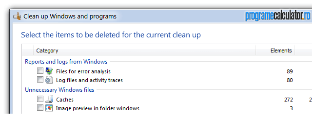TuneUp Disk Cleaner 2013