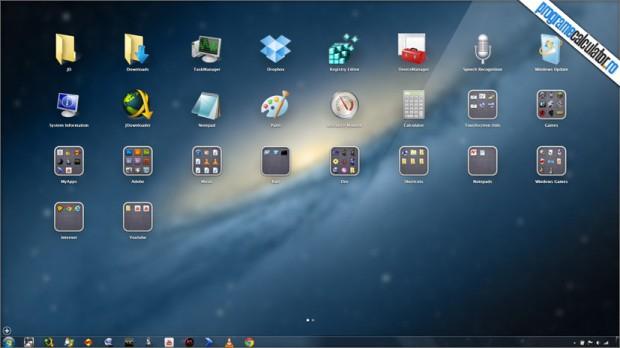 WinLaunch - Launchpad in Windows