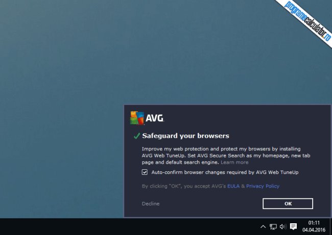 safeguar your browsers