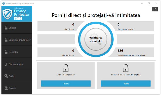 Privacy Protector 2015