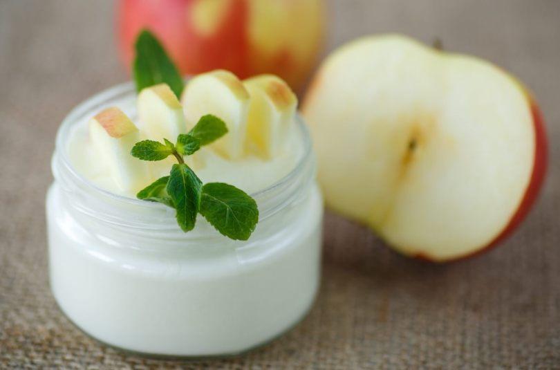 Pomme lactée