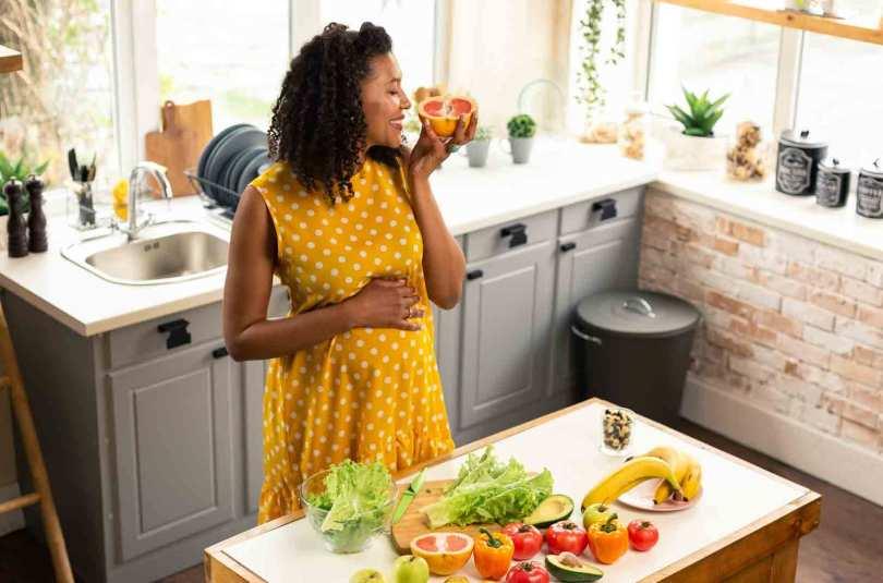 Pourquoi prendre le temps de cuisiner pendant sa grossesse ?