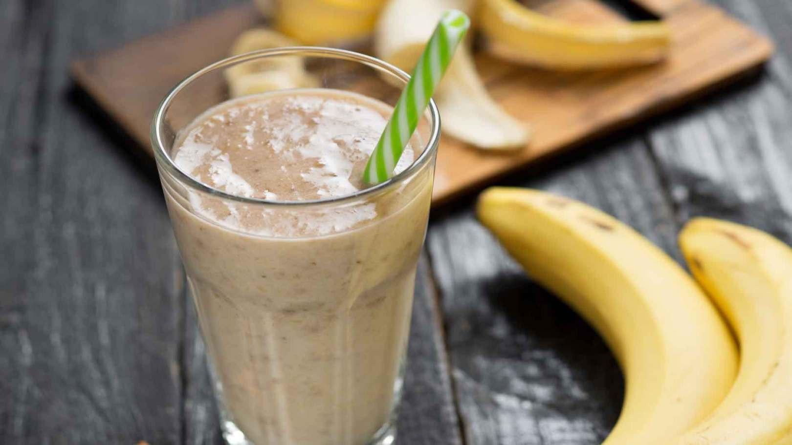 Dessert glacé à la banane au blender dès 6 mois