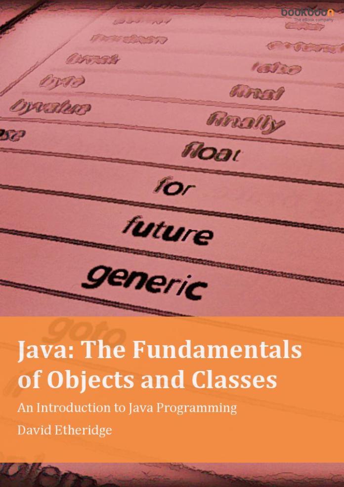 Java programming language.