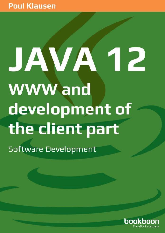 development of web applications