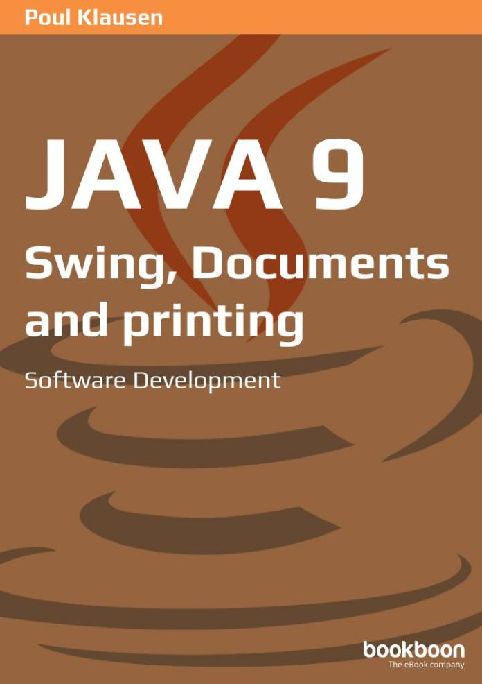 Swing to develop applications