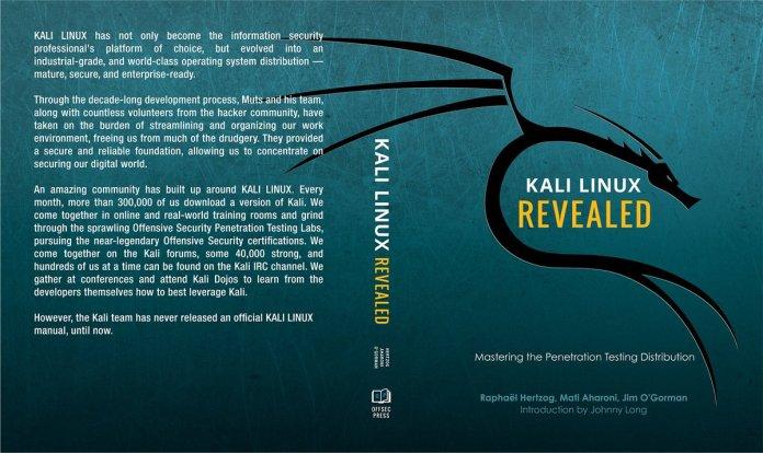 Kali Linux Revealed [PDF] - Programmer Books