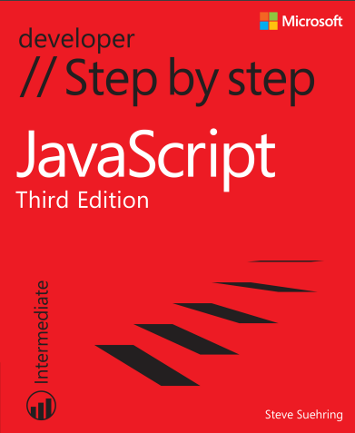 Javascript Step By Step 3rd Edition Pdf Programmer Books