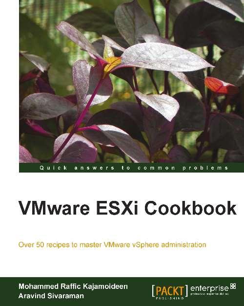 VMware ESXi Cookbook