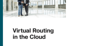 Virtual routing