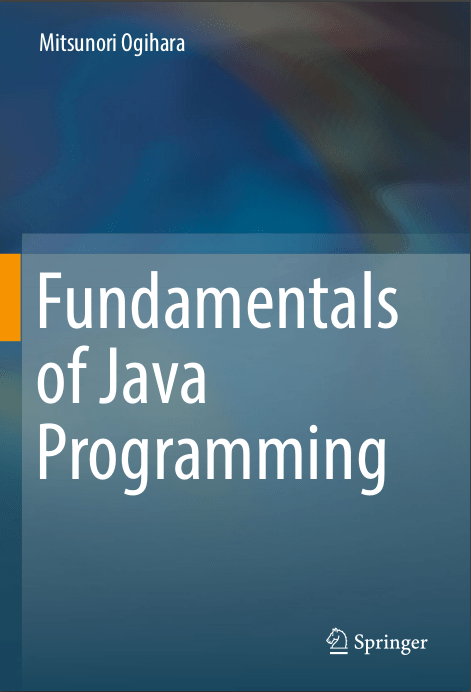 Fundamentals Of Java Programming Pdf Programmer Books