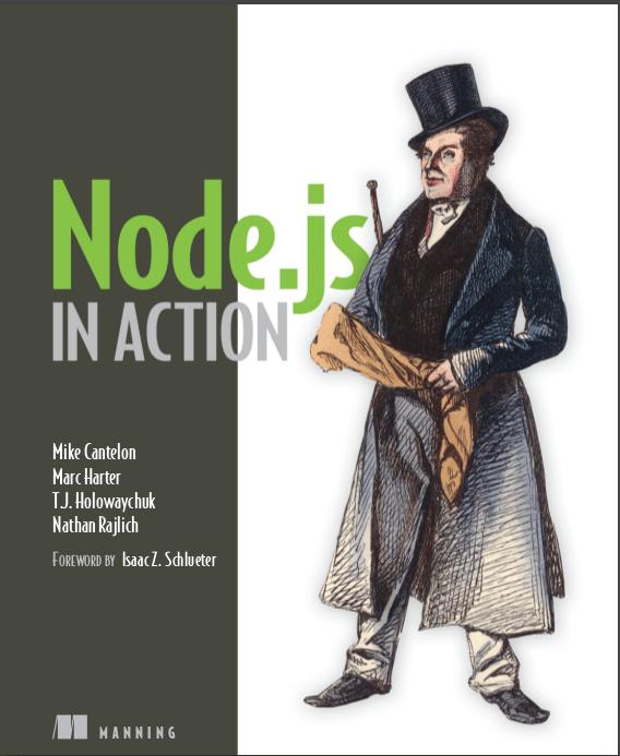 node js in action