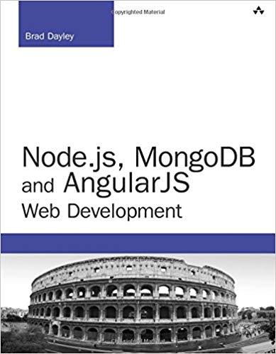 Node js MongoDB and AngularJS Web Development [PDF