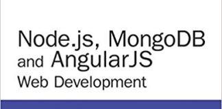 Node.js MongoDB and AngularJS Web Development