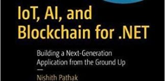 IoT AI and Blockchain for .NET