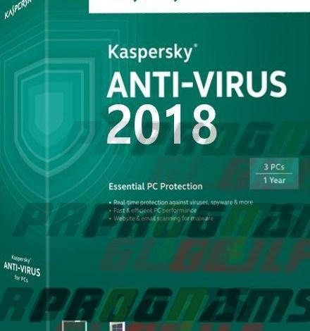 تحميل Kaspersky Anti-Virus 2018 عربي كامل مجانا