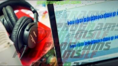 برامج تعديل الصوت للكمبيوتر