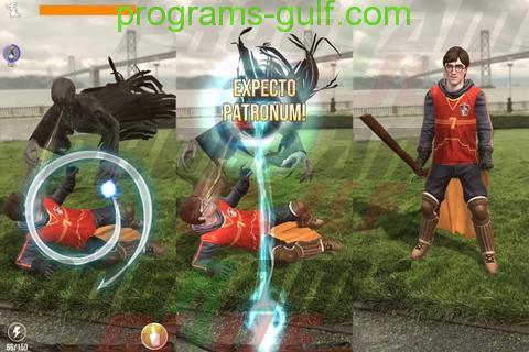 لعبة Harry Potter Wizards Unite