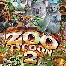 تحميل لعبة Zoo Tycoon 2 Endangered Species للكمبيوتر