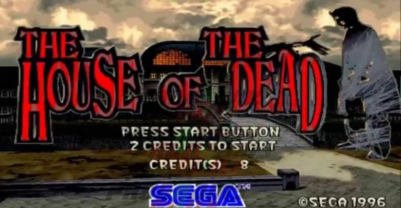 تحميل لعبة بيت الرعب The House Of The Dead للكمبيوتر
