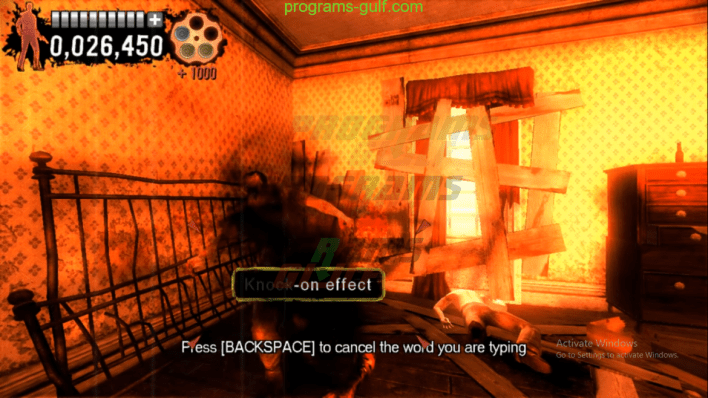 لعبة The Typing of the Dead